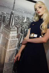 Anya Taylor-Joy - SNL Promoshoot May 2021