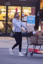 April Love Geary - Grocery Shopping in Malibu 05/16/2021