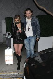 Ashley Benson at the Grand Re-Opening of Bootsy Bellows Night Club in West Hollywood 05/10/2021