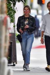 Ashley Benson - Out in LA 05/16/2021