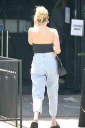 Ashley Benson Street Style - Los Angeles 05/03/2021