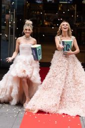 Ashley Roberts and Amanda Holden - Odeon Cinema in London 05/17/2021