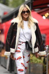 Ashley Roberts Street Style 05/14/2021