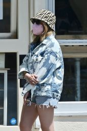 Ashley Tisdale - Out in Los Feliz 05/05/2021