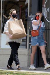 Ashley Tisdale - Shopping in LA 05/25/2021