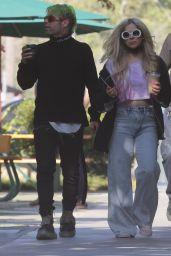 Avril Lavigne - Out in Malibu 05/11/2021
