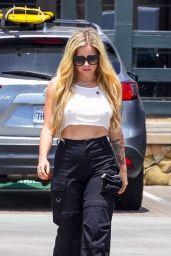 Avril Lavigne Street Style - Malibu 05/27/2021