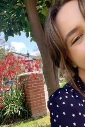 Bailee Madison - Live Stream Video and Photos 05/20/2021