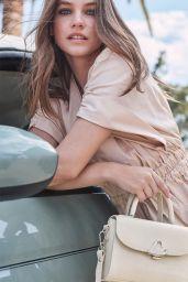 Barbara Palvin - Lancaster Paris Spring Campain 2021