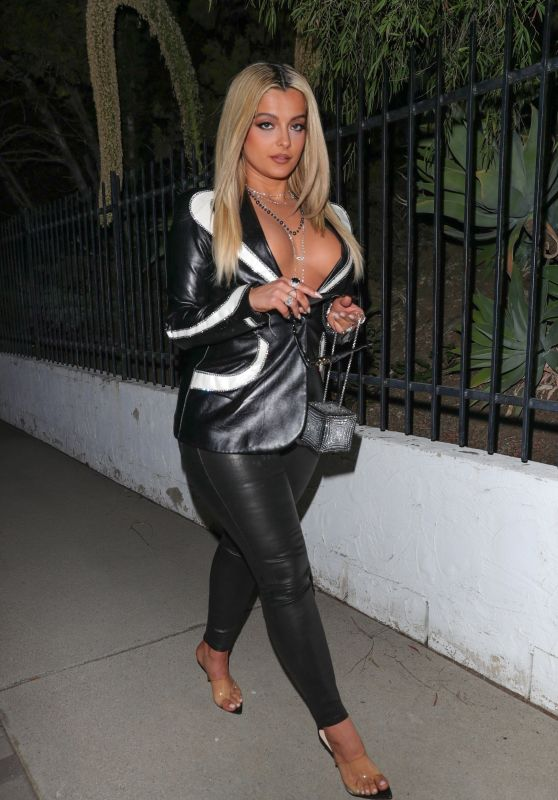 Bebe Rexha - Arrives at Her Album Release Party in Beverly Hills 05/06/2021