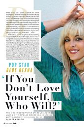 Bebe Rexha - People USA 05/17/2021 Issue