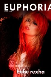Bebe Rexha - Photoshoot for Euphoria Magazine May 2021