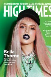 Bella Thorne - High Times Magazine June 2021 Issue