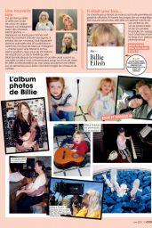 Billie Eilish - Cool Canada June 2021 Issue