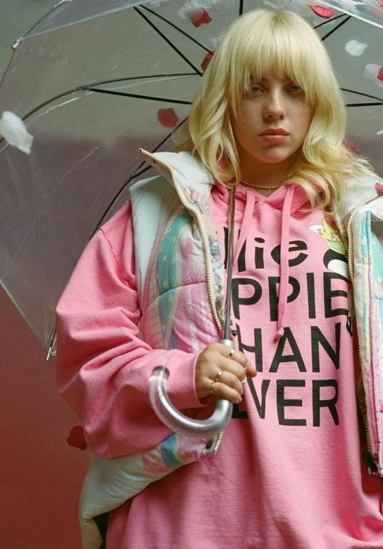"Billie Eilish - Merch ""Happier Than Ever"" Album May 2021"