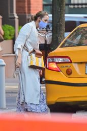 Blake Lively - Catching a Cab in New York 05/27/2021