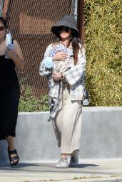Brenda Song - Out in LA 05/04/2021