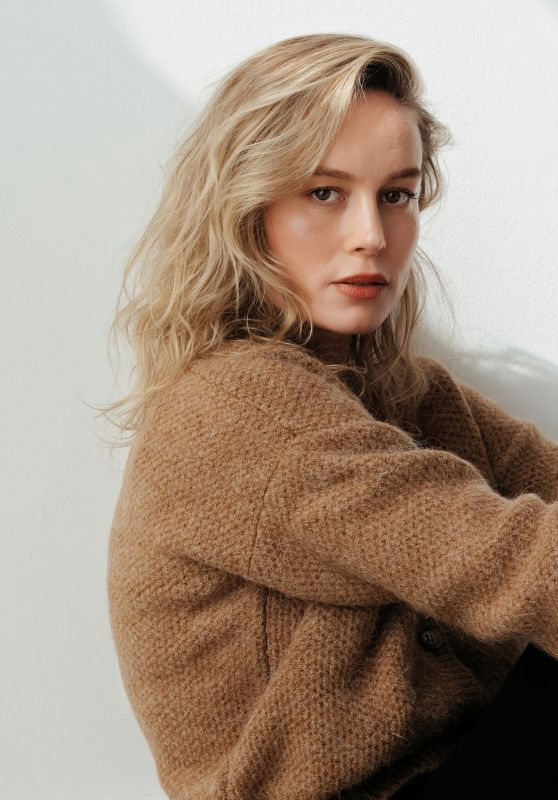 Brie Larson - The New York Times May 2021