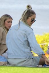 Brittany Hockley and Renae Ayris at Kings Park in Perth 05/08/2021