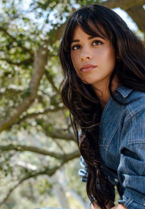 Camila Cabello - Calm App Promoshoot 2021
