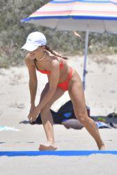 Camila Coelho in a Bikini - Santa Monica 05/26/2021