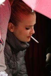 """Camille Razat - """"Emily in Paris"""" Set in Paris 05/14/2021"""
