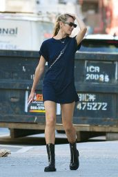 Candice Swanepoel - Out in NY 05/27/2021