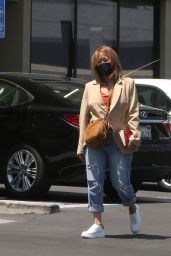 Carrie Ann Inaba and Fabien Viteri - Out in Los Angeles 05/20/2021