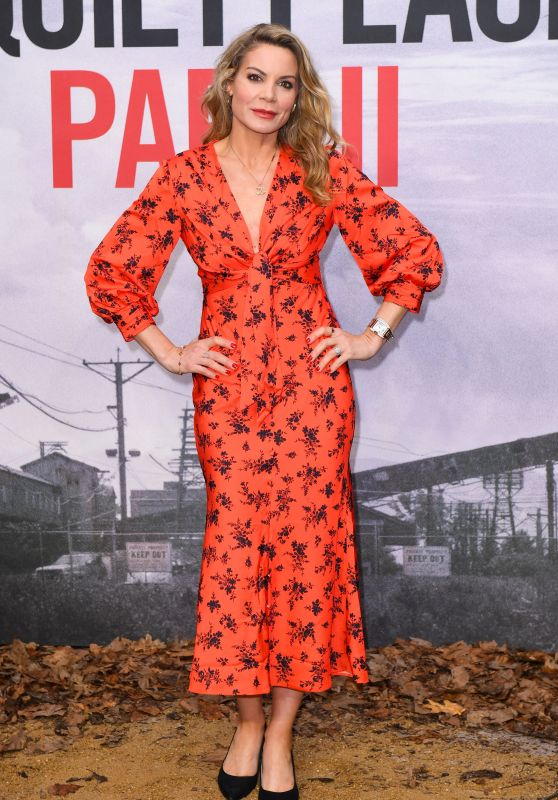 """Charlotte Coleman – """"A Quiet Place Part II"""" Screening in London"""