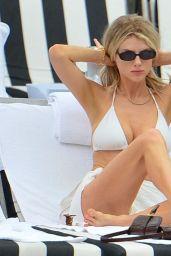Charlotte McKinney in a Bikini - Miami 05/17/2021