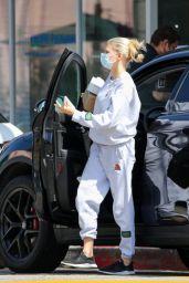 Charlotte McKinney - Out in Santa Monica 05/28/2021