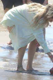 Chiara Ferragni in a Bikini in Forte dei Marmi 05/30/2021