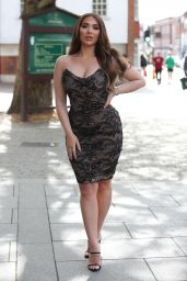 """Chloe Brockett – """"The Only Way is Essex"""" TV Show Filming 05/15/2021"""