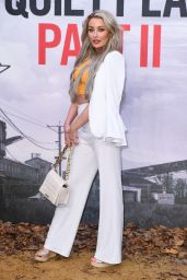 """Chloe Crowhurst – """"A Quiet Place Part II"""" Screening in London"""