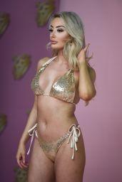 Chloe Crowhurst - Swimwear and Bikini Photoshoot for Mirror Image in Manchester 05/08/2021