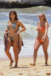 Chloe Ferry and Bethan Kershaw - Portugal 05/30/2021