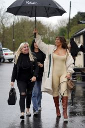 Chloe Ferry in a Bodysuit in Newcastle 05/11/2021