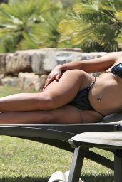 Chloe Ferry in Latex Bikini - Portugal 05/28/2021