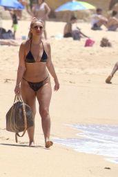 Chloe Ferry in Latex Bikini - Portugal 05/29/2021