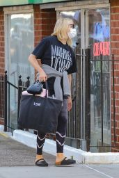 Chloe Sevigny in a Rockstar Outfit in New York 05/25/2021