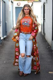 """Chloe Sims – """"The Only Way is Essex"""" TV Show Filming 05/15/2021"""