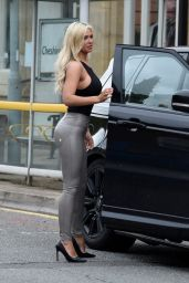 Christine McGuinness - Out in Liverpool 05/25/2021