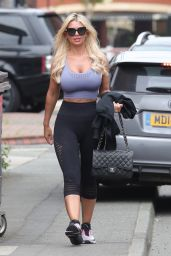 Christine McGuinness - Out in Liverpool 05/28/2021