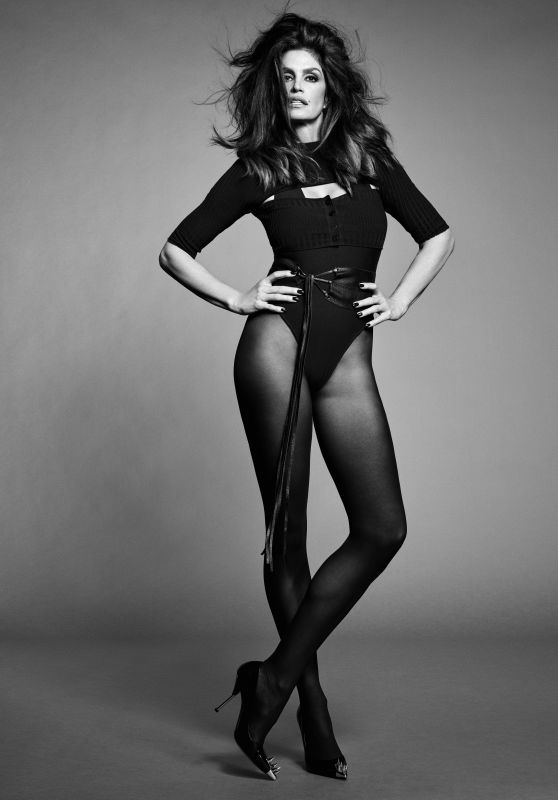 Cindy Crawford - Vogue Brazil May 2021