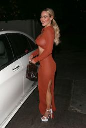 CJ Perry Night Out Style - Chateau Marmont in LA 05/14/2021