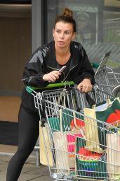 Coleen Rooney - Shopping at Her Local Supermarket in Alderley Edge 05/24/2021