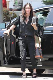 Courteney Cox - Running Errands in Santa Monica 05/27/2021