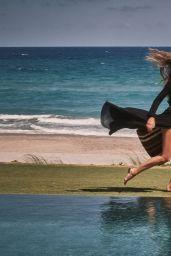 Devon Windsor, Lorena Rae, Nisaa Pouncey - Devon Windsor Swim Spring 2021