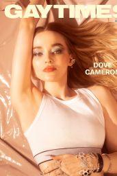 Dove Cameron - Gay Times Magazine Summer 2021
