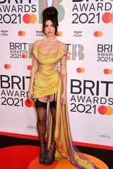 Dua Lipa - BRIT Awards 2021